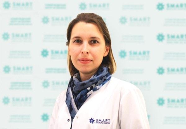 Глоба Евгения Викторовна - врач-эндокринолог