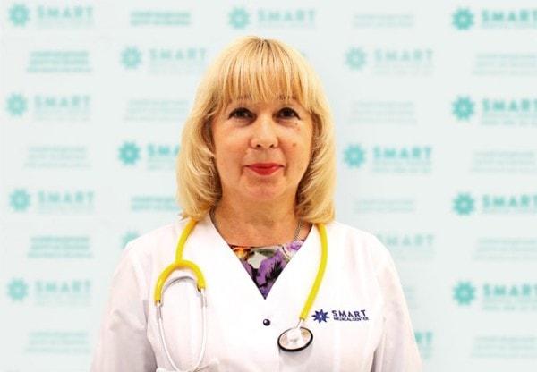 Савкина Елена Петровна - врач-педиатр