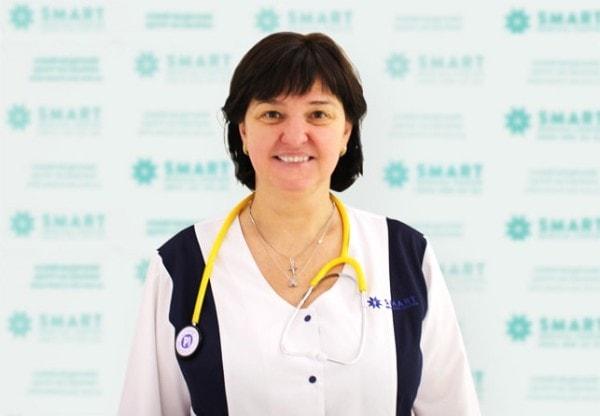 Андрющенко Ольга Семеновна - врач-педиатр-min