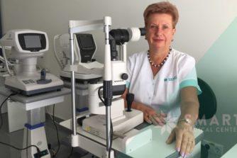 Окуліст (Офтальмолог) у Києві