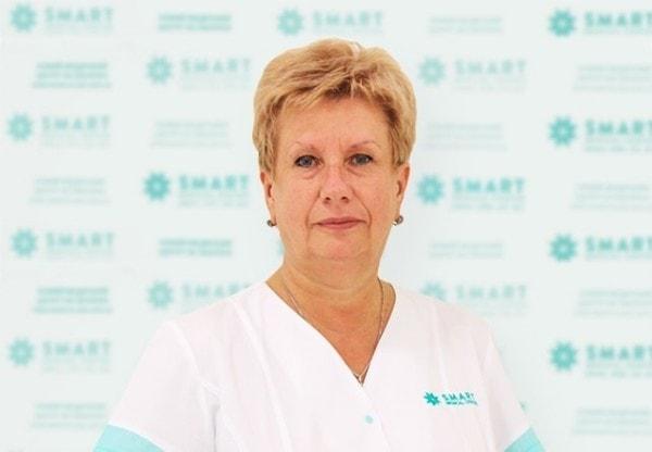 Оспанова Нина Петровна