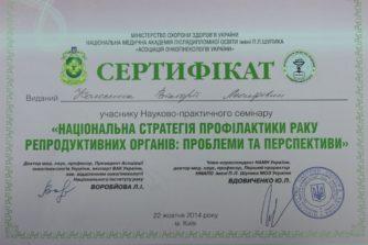 Колесник Виктория Леонидовна - сертификат-документ11