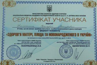 Колесник Виктория Леонидовна - сертификат-документ12