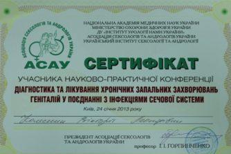 Колесник Виктория Леонидовна - сертификат-документ13
