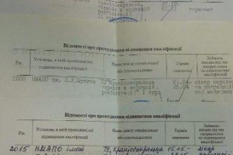 Компаниец Ольга Леонидовна - нефролог - остеопат 7