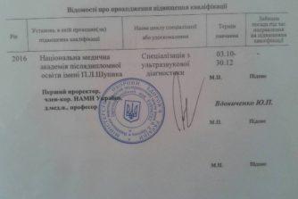 Цередиани Акаки Давыдович - врач узд - гинеколог - 13