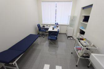 1. кабінет терапії