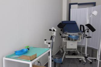 Гінекологічне крісло