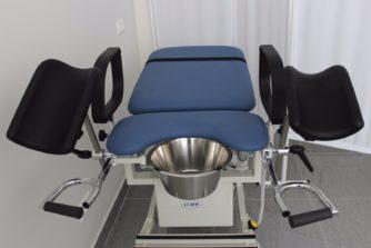 5. Гінекологічне крісло, автоматизоване (Фінляндія)