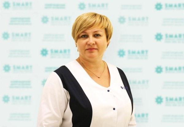 Трофанчук Вікторія Володимирівна